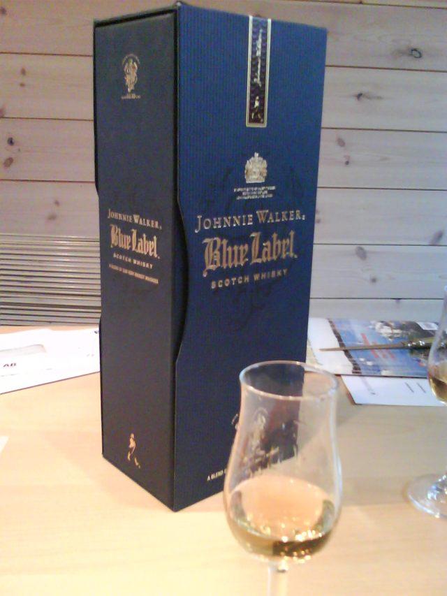 En god blended whisky
