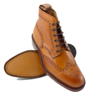 Loake Burford, £159,95 hos Herring Shoes