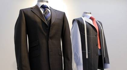 0790743aa471 Kostymen och kroppsformen: #1 Den kortare mannen | The Drones Club