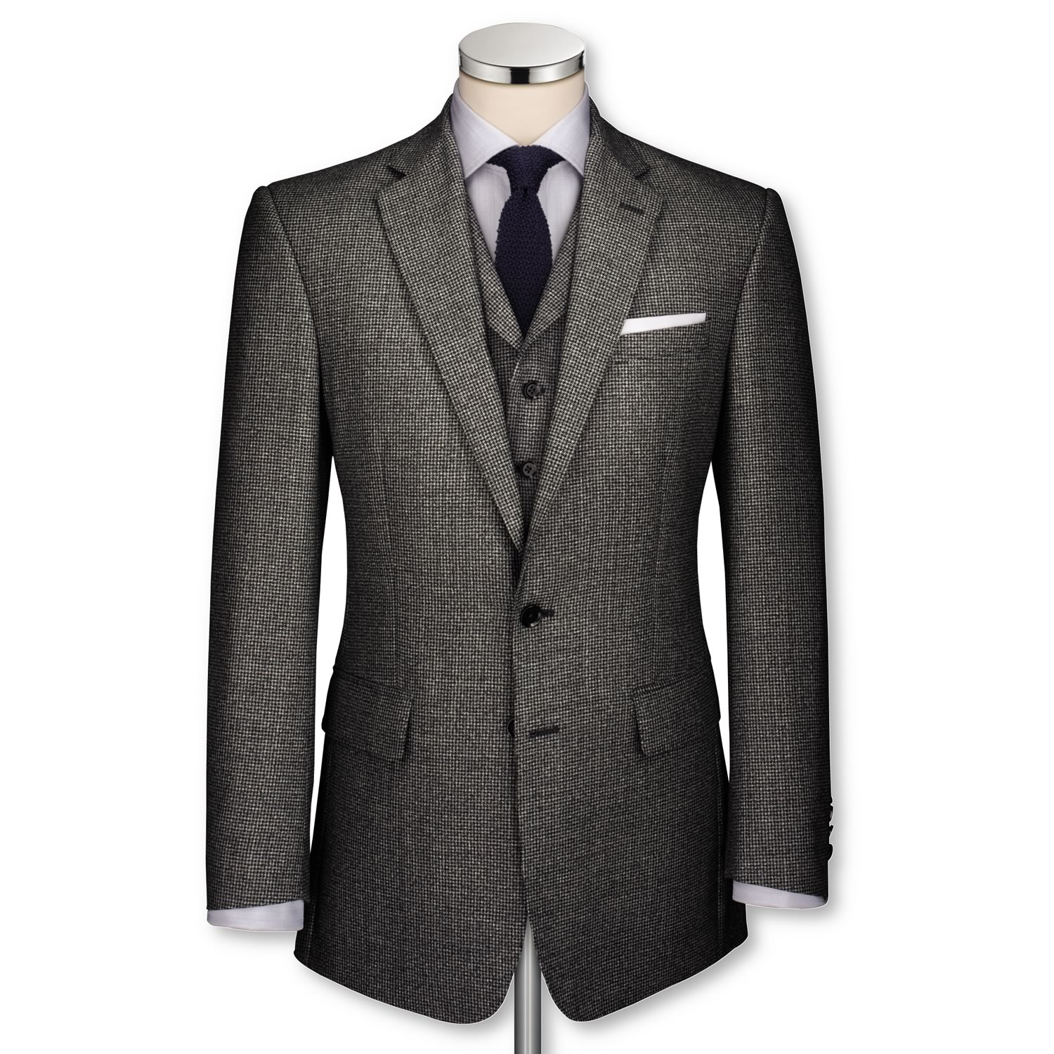It is an image of Clean The Black Label Suits