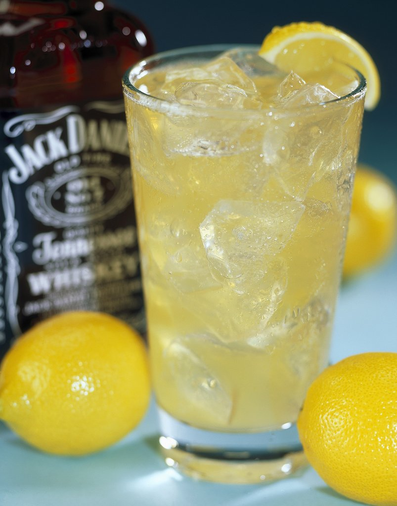 Jack Daniels Lynchburg Lemonade
