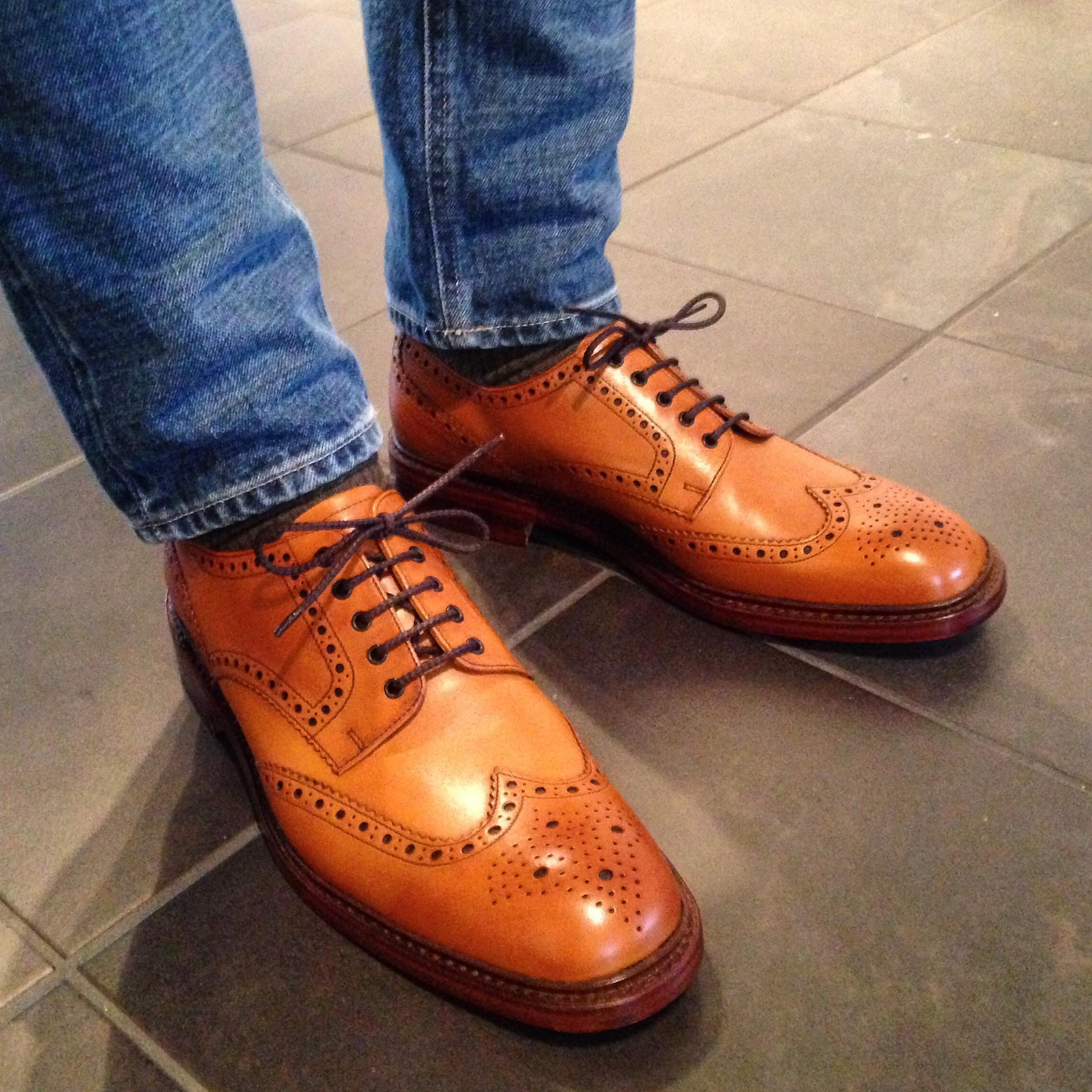 loake skor